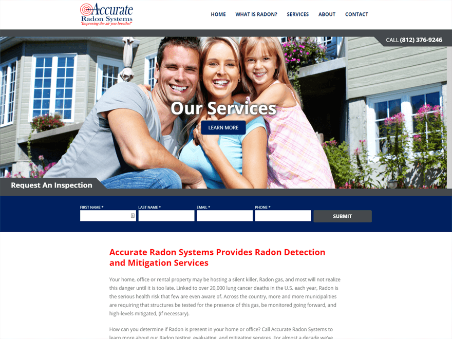 Accurate Radon Systems