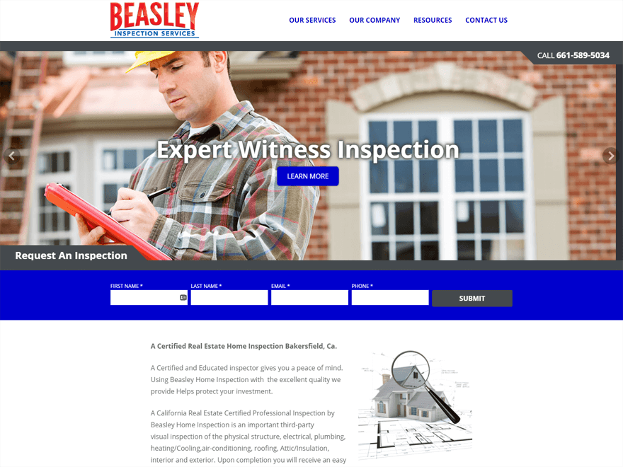 Beasley Home Inspection