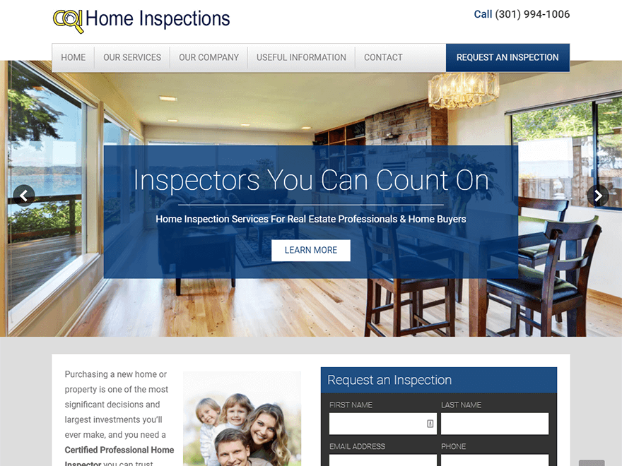 CQI Home Inspections