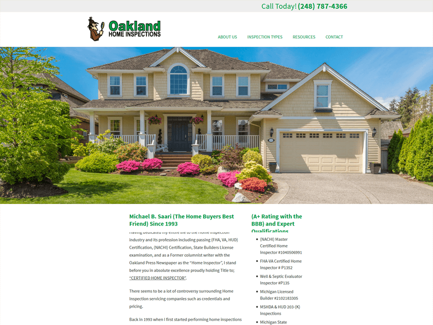 Oakland Home Inspections