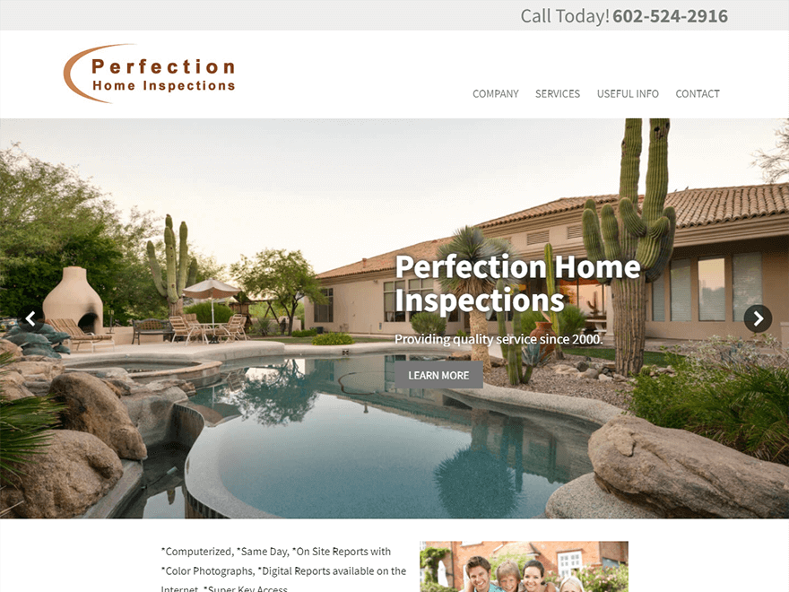 Perfection Home Inspections