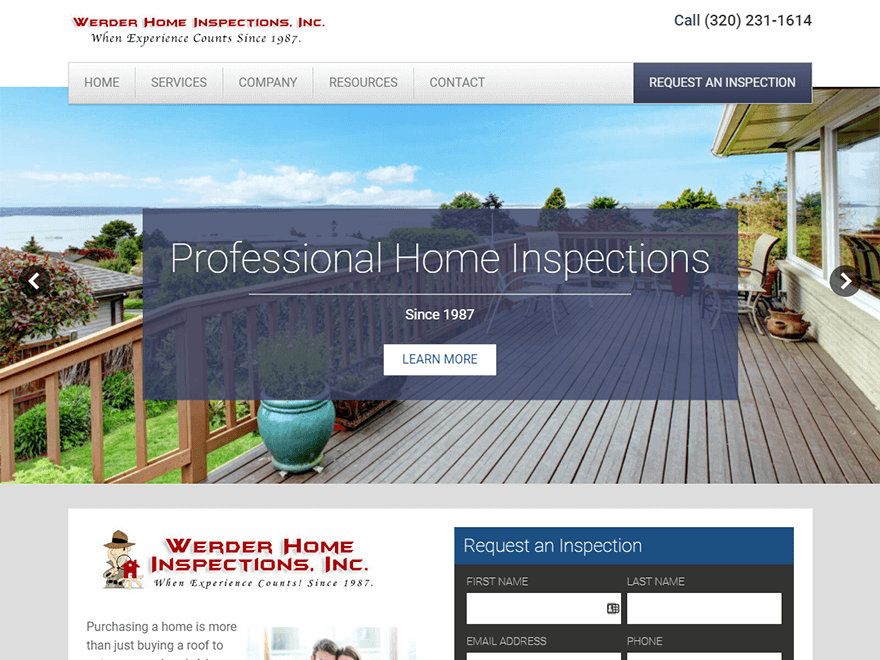 Werder Home Inspections