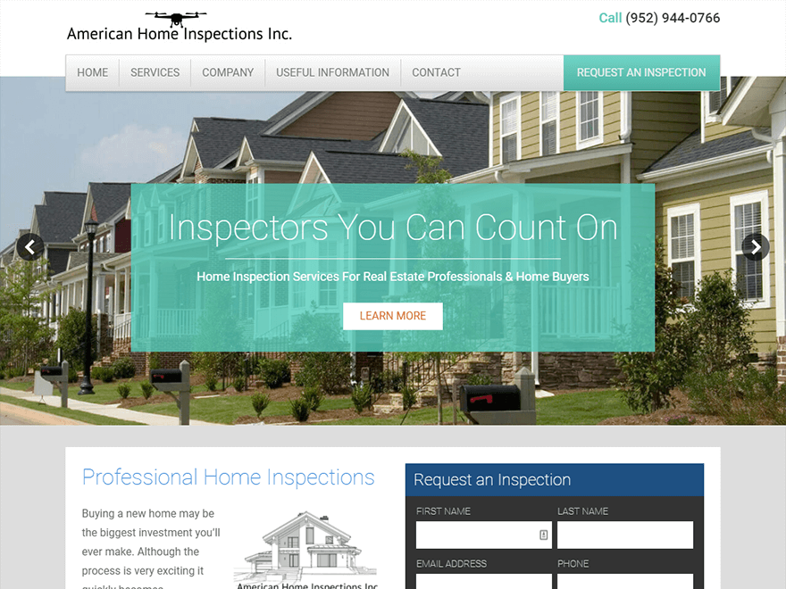 American Home Inspections, Inc.